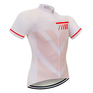 Men's 2021 Cycling Jersey Shorts Kits Short Sleeve Riding Shirt Short Pants Sets