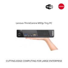 Lenovo ThinkCentre M93p Tiny Desktop i5-4570T#2.9Ghz 8GB New 240Gb SSD Win 10