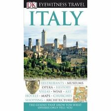 Italy (Eyewitness Travel Guides) by anon. Book The Cheap Fast Free Post