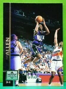 Ray Allen regular card 1997-98 Upper Deck #68