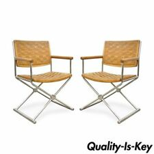 chrome mid century modern antique chairs 1950 now for sale ebay