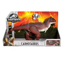 Mattel Jurassic World Jurassic World Action Attack Carnotaurus Figure - New