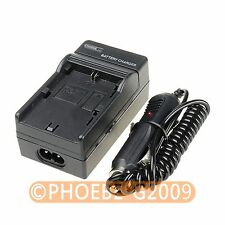 Camera Battery Car Charger LP-E6 for Canon 7D 5D Mark II 6D 60D