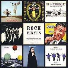 Rock Vinyls - Histoire subjective du Rock à travers 50 ans de vinyles - Ereme