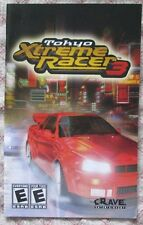 Play Station 2 PS2 - Tokyo Xtreme Racer 3 (Bilingual manual only)
