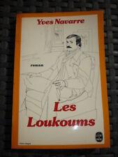 Yves Navarre: Les Loukoums / Le livre de poche 1978