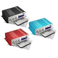 HY-V10 Mini Bluetooth Hi-Fi Stereo Amplifier Bass Booster MP4 12V