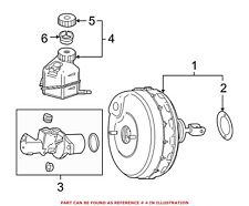 For Mercedes Genuine Brake Master Cylinder Reservoir 2044300002