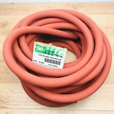 Hygenic Natural Rubber Hpn-01901 Tubing.375X.312X50Ft Et638 Red Lab