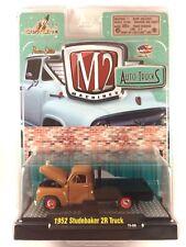Castline M2 Machines Auto-Trucks '52 1952 Studebaker 2R Truck Diecast 1/64 Scale