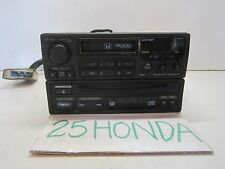 Honda 3000 Series Optional Accessories Radio CD Unit CRX Civic Accord Ultra Rare