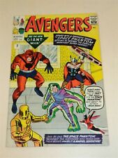 AVENGERS #2 FN (6.0) MARVEL COMICS NOVEMBER 1963**