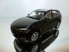 BMW SHOP BMW X5 - 5.0i 2014 - BROWN METALLIC 1:43 - EXCELLENT - 37