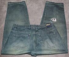 DELF Jean Pants For MEN SIZE - W42 X L34. TAG NO. E8