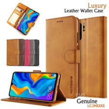 For Huawei Mate 20 Pro P30 Pro P30 Lite Wallet Case Leather Flip Magnetic Cover
