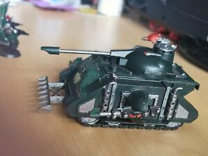 40k Rogue Trader Space Marine Predator (Dark Angels)