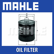 Mahle Oil Filter OC84 - Fits BMW - Genuine Part