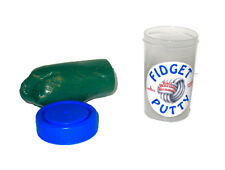 Fidget Putty Green Color For Concentration, Relaxer Occupational Therapy