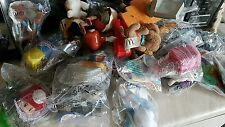 JOB JOT OF MACDONALDS TOYS X37 ALL DIFFERENT COLLECTIONS