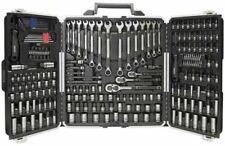 Kobalt Standard SAE & Metric Mechanic's Tool Set with Hard Case 200-Piece