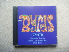 Byrds CD 20 Essential Tracks from The Boxed Set: 1965-1990 Excellent Condition!