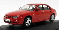 Vanguards 1/43 Scale Model Car VA09303 - MG ZT - Solar Red