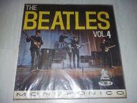 beatles vol 4 monofonico colombia