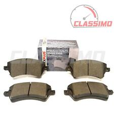 Front Brake Pads for TOYOTA COROLLA MK 9 E120 - all models - 2001 to 2007