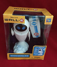 "DISNEY PIXAR WALL E EVE REMOTE CONTROL 6"" 15CM TOY GIFT"