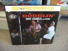 Eddie Chamblee Doodlin' vinyl LP Mercury STEREO EX