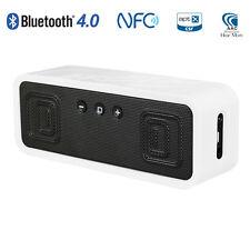 ARCTIC S113 BT Weiß - Tragbarer Bluetooth Lautsprecher mit Mikrofon - NFC