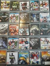 Sony Play Station 3 Videospiele Auswahl verschiedene Titel ps3