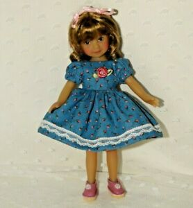 """Fit 8"""" Dianna Effner Little Charming Doll ~Shoes, Dress, Pantaloons~"""