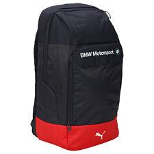 PUMA BMW Motorsport Zaino Backpack team blue-high risk red