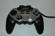 PC - Saitek P750 PC Mac USB Digital Gamepad Throttle Wheel Controller Joypad