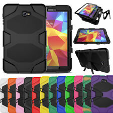Heavy duty SHOCK & Dustproof Military Case Cover Samsung Tab A/S3 t550 t580 t820