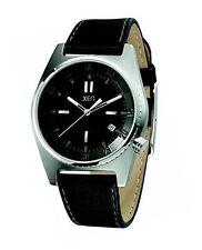 Runde Armbanduhren mit Mineralglas