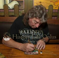 Dennis Stratton Iron Maiden CD Autograph Autographed Hand Signed ITP