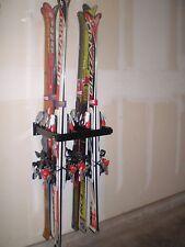 Ski and Snowboard Rack Wall Mount Locking