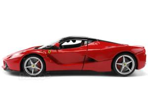 """Ferrari LaFerrari """"Signature Series"""" 1:18 Scale - Bburago Diecast Model Car (Red"""
