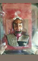 hallmark keepsake lieutenant commander worf star trek ornament