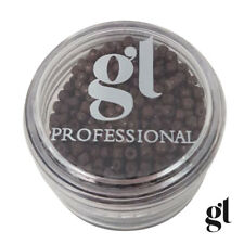 GL PROFESSIONAL NANO RINGS (WITH SILICONE) - PREMIUM GRADE - EXTENSIONS x 1000