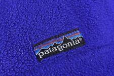 Patagonia Button Neck Fleece Jumper Size M