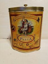 Collectible Tin.   Bristolware LUCE DeCIELO PASTA    VERY GOOD