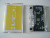 PET SHOP BOYS BILINGUAL CASSETTE TAPE ALBUM EMI PARLOPHONE UK 1996
