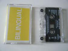 PET SHOP BOYS BILINGUAL CASSETTE TAPE ALBUM EMI PARLOPHONE UK 1996