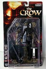McFarlane Toys Eric Draven Crow Movie Maniacs Series 2 Figure VF New 1999
