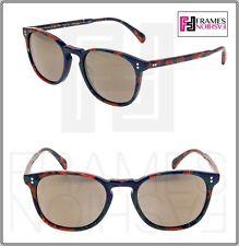 ec91c2413279 Oliver Peoples Alain Mikli Finley Esq Sun Palmier Red Tropical Sunglasses  5298