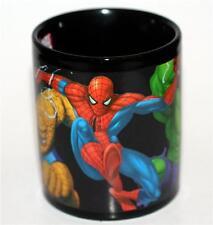 SPIDERMAN HULK MARVEL Comics Superhero 12 oz Thermal Color Change CERAMIC MUG