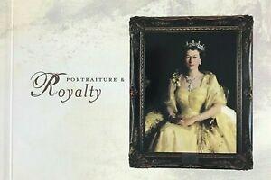 2006 Australia Prestige Stamp Booklet 'Portraiture & Royalty'  MNH